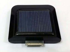 Black Color 800mAh Rechargeable Solar Battery Charger For iphone 4/4S