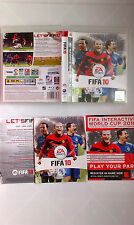 FIFA 10 for Sony Playstation 3 Video Game complete with manual