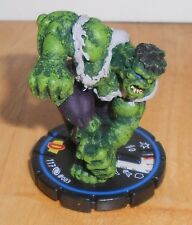 HERO CLIX - UNIVERSE - HULK  #83 - WITHOUT CARD  - EXPERIENCED
