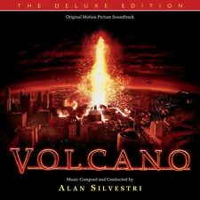 Volcano - Deluxe Expanded Edition - Limited 2000 - Alan Silvestri