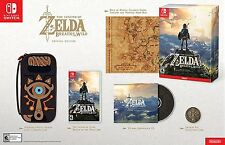 The Legend of Zelda strips of the Wild Special Edition (switch) US