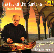 The Art of the Santoor from Iran, Hossein Farjami, New Import