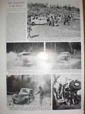 Article Round Australia Reliability car Trial 1955