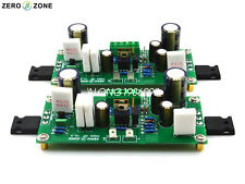 One pair PASS-AM V15 Class A 10W power amplifier kit  Balanced input    R115