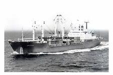 rp17749 - Palm Line Cargo Ship - Africa Palm , built 1972 - photo 6x4
