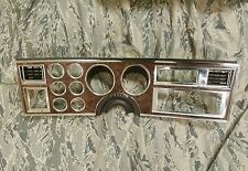 1983 1984 1985 chrysler fifth avenue dash bezel oem mopar