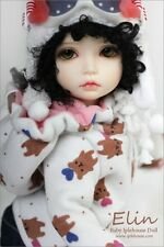 1/6 Bjd Doll SD Elin BB Special  Free Face Make UP+Eyes-ELIN