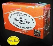 Dr. Alvin Professional Skin Care Formula Placenta Soap
