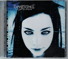 EVANESCENCE - Fallen - CD Album *Bring Me To Life*