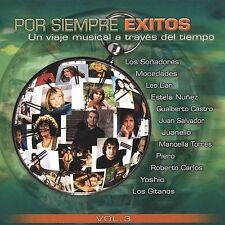 Por Siempre Exitos, Vol. 3 by Various Artists (CD, Mar-2004, Sony Music...