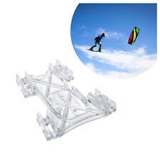 For GoPro Hero 4 3+ 3 2 Kite Boarding Surfing Kite Line Mount Holder Transparent