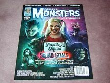FAMOUS MONSTERS # 287 - Suicide Squad cover, regular version, brand new