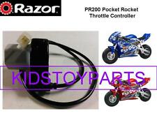 Razor PR200 V7+ Pocket Rocket Scooter Twist Grip Throttle 4 Pins / 4 Wires