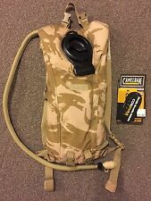 SALE Genuine British Army 3L CAMELBAK Improved Version Desert DPM Camo UNISSUED