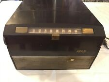 Vintage RCA Victor Tube Record Player-Bakelite Case Model # 9-Y-511