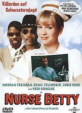 Nurse Betty ( Thriller-Komödie ) mit Renée Zellweger, Morgan Freeman, Chris Rock