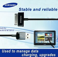 USB Datenkabel Samsung Galaxy Tab 2 P3100 P3110 P5100 P5110 N8000 Tablet 17.8cm
