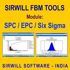 Statistical Software for SPC / EPC / Six Sigma (Standard Edition)