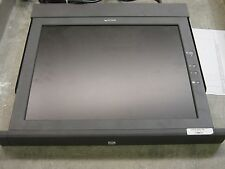 "HP TFT7210R 17"" 1U Retractable Rackmount Flat Panel LCD Display Monitor"