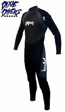 DXDIVER 3mm DXFLEX WETSUIT SIZE SMALL SCUBA DIVING JUMPSUIT FREEDIVING SURFING