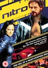 NITRO ~ NEW DVD ONE HELL OF A HEART STOPPING RIDE FRENCH WITH ENGLISH SUBTITLES
