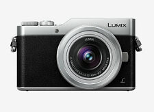 Panasonic Lumix GF9 GF9K Camera With 12-32mm Lens Silver UU