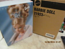 1998 Crystal Jubilee Barbie 40th Anniversary Collector Edition COA MIB #21923
