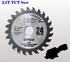 1x TCT 85mm x 15mm Saw Blade For Rockwell VersaCut Worx WorxSaw WA5039/RW9231