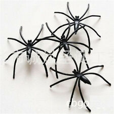 FD621 Halloween Plastic Lovely Spider Joking Toy Decoration Realistic Prop  ✿