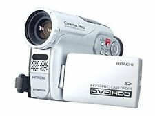 NEW SEALED HITACHI DVD HYBRID VIDEO CAMERA DZ-HS300A 6 HOURS HDD CAMCORDER
