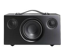 AUDIO Pro ADDON T5 ALIMENTAZIONE ALTOPARLANTI BLUETOOTH IN NERO (UK stock) nuovo con scatola