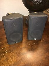 2 JBL SAT10 SATELLITE SPEAKERS - EXCELLENT SOUND-TESTED