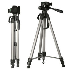 "K&F Concept DSLR Camera Tripod  Aluminum 3-way Head for Canon Nikon Sony 66"" USA"