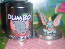 Disney Rement Dumbo Apple Juice 100% Metal Collectible Can fits Loving Family