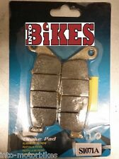Semi Metal Sintered Rear Brake Pads For VICTORY Arlen Ness Victory Vision 09-10
