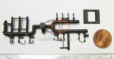Ersatz-Isolatorsatz z.B. für ROCO SBB Elektrolok Be 4/6 Spur N 1:160 - NEU