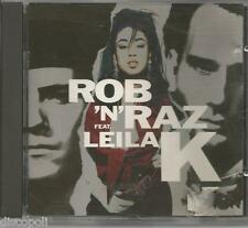 ROB'N'RAZ featuring LEILA K - CD 1990 MINT CONDITION
