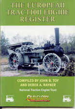 The European Traction Engine Register 3rd Ed. by Derek A. Rayner