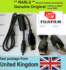 Genuine Original  Fujifilm USB cable FinePix Z30 Z33WP S8000FD X-F1 HS50 exr
