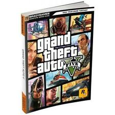 GUIDE OFFICIEL GRAND THEFT AUTO 5 FIVE TOUTES CONSOLES 300 PAGES NEUF