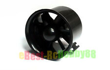 Sales 70mm 6- Blade Fan Duct Unit Kit for 4mm Shaft Diameter Motor Jet EDF Plane
