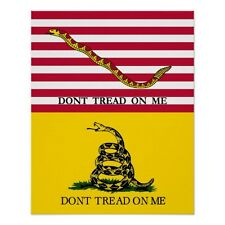 Wholesale LOT 3' X 5' First  Navy Jack & Gadsden Dont Tread on Me FLAG 3X5