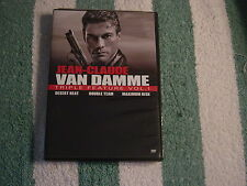 Jean-Claude Van Damme (DVD, 2008) Desert Heat/Double Team/Maximum Risk, 3 Films