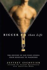 Bigger Than Life: The History of Gay Porn Cinema from Beefcake to Hardcore, Esco