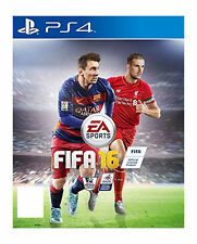 FIFA 16 PS4 (Sony PlayStation 4, 2015) Excellent Condition - 1st Class Delivery