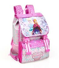 Premium Disney Frozen Backpack Rucksack Expandable & Ergonomic Travel School Bag