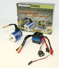 Monstertronic MT2319 Booster 60A Combo Brushless 1:10 60A 2-3S
