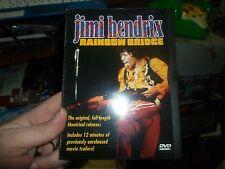 Jimi Hendrix: Rainbow Bridge (DVD) - Jimi Hendrix - DVD