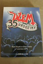 Dżem - 35. Urodziny (4CD+2DVD) - POLISH RELEASE SEALED NEW POLAND