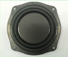 2pcs 4 inch Bass diaphragm Speaker Bass Film passive board With plastic stand